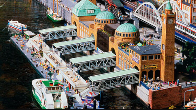 Hamburg's Miniatur Wunderland: A depiction of 6,000 years of Germanhistory