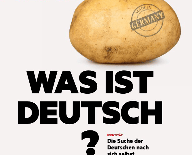 Was ist Deutsch? (What is German?)