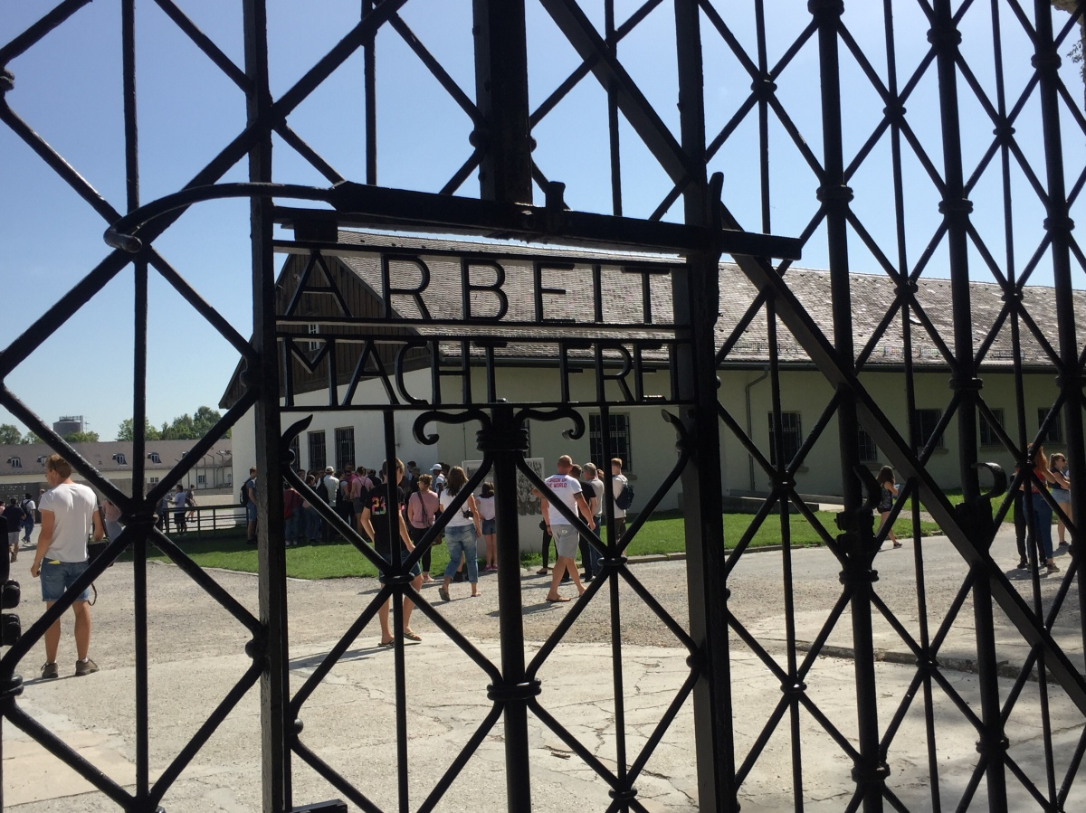 First Time Visiting a Concentration Camp (August 2017)