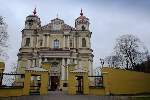 The-St-Peter-and-St-Pauls-Church-in-Vilnius