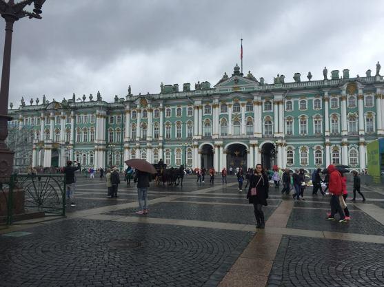 Saint Petersburg 2016