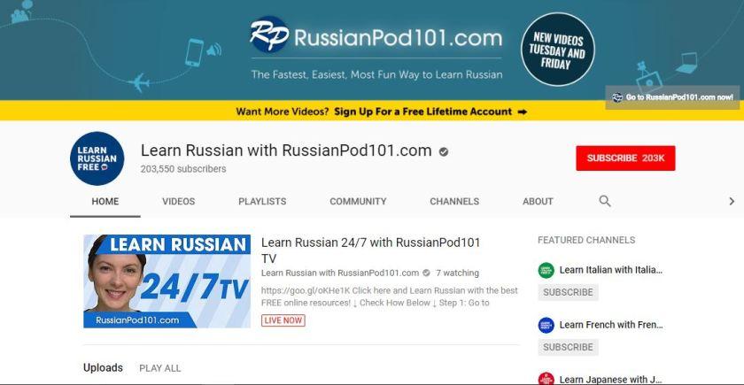 RussianPod101