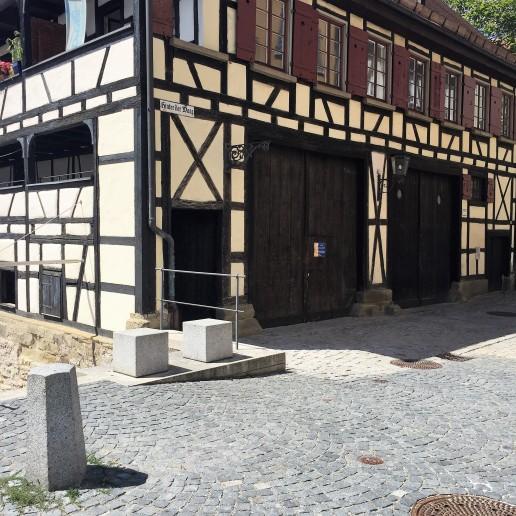 beautiful old town, Schwäbisch Hall