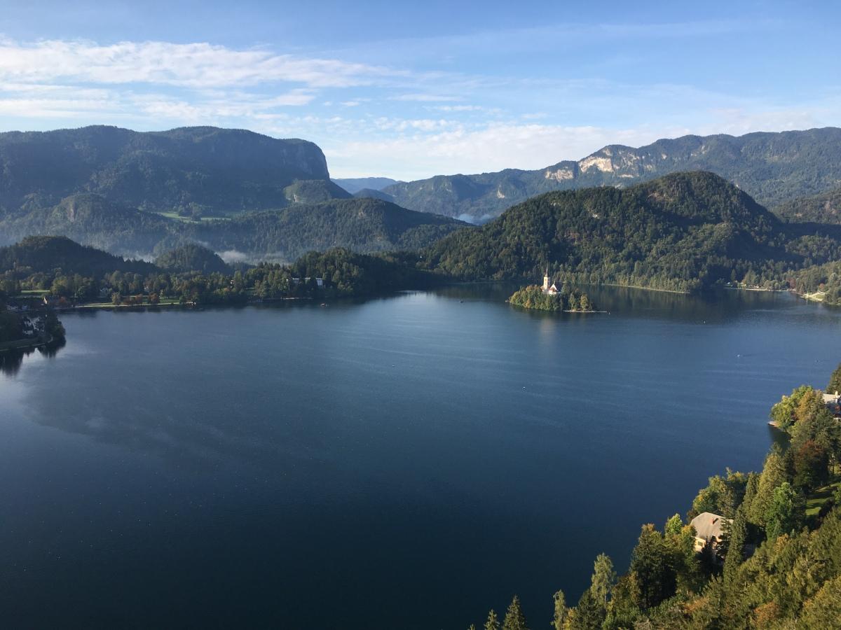 Lake Bled ~Slovenia