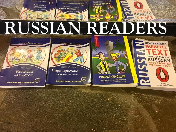 RUSSIAN READERS