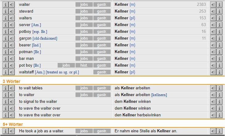 Kellner example